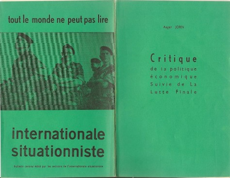 Internationale Situationniste No 4