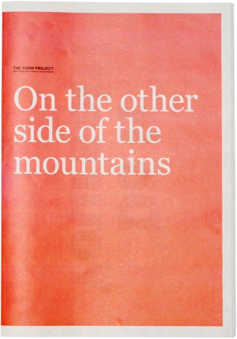 On the Other Side of the Mountain, Rob Hornstra (2010)