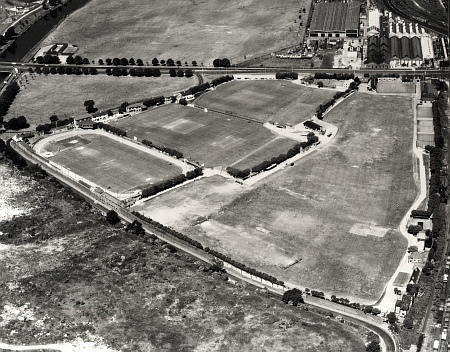 'The Wilderness' Eton Manor Boys Club (1955)