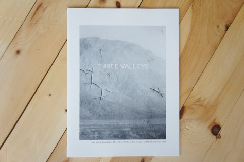 LBM Dispatch #4: Three Valleys, Alec Soth and Brad Zellar (2013)