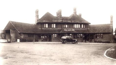Toll Gate Inn, Gravesend