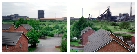 Port Talbot, The Smell of Bitumen, Simon Robinson (2007)