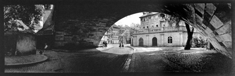 Prague panoramas, Josef Sudek (1956)