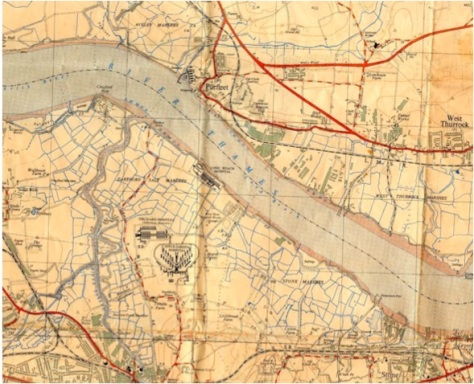 Purfleet and Dartford (1960)