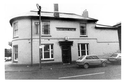 Norfolk Arms, 208 Saville Street East
