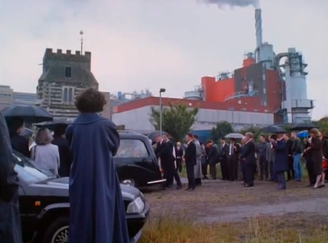 The eponymous funeral from Four Weddings and a Funeral, Mike Newell (1994)